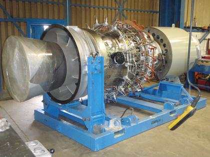 Whittaker Engineering - Industrial Gas Turbines